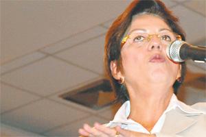 A falta de ação do governo de Rosalba foi durante criticada ontem na Assembleia.
