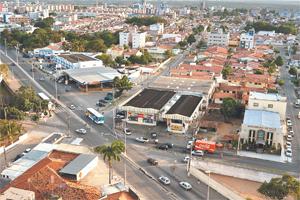Segundo dados do IBGE, cidade chegou a um potencial de consumo de R$ 71 milhões em Nova Parnamirim. (Foto: Ana Amaral/DN/D.A Press)
