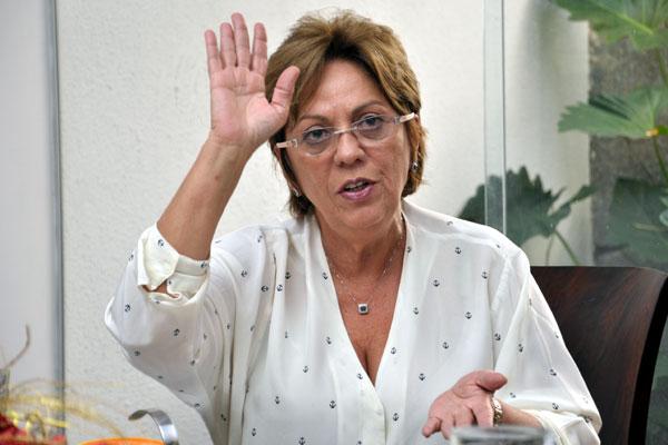 Governadora diz ter consciência do desgaste político em função de medidas amargas. (Foto: magnus Nascimento)