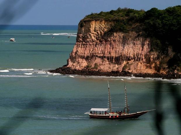 Praia da Pipa é uma das mais conhecidas do Rio Grande do Norte (Foto: Canindé Soares)