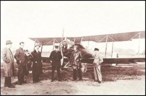 """Pierre Latécoère foi o criador das """"Lignes aériennes Latécoère"""", empresa que em 1926 passou a se chamar """"Compagnie Génerale Aéropostale"""" (foto: sterlingnumismatic.blogspot.com)"""