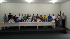 novo grupo passa a integrar a plataforma na esfera federal para reivindicações de recursos e convênios exigidos pelo Ministério do Turismo. (Foto: Divulgação)