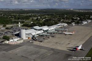 Augusto Severo teve média de 4,06 comparado a outros aeroportos do país (Foto: Canindé Soares/Cedida)