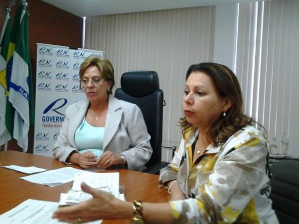Secretária de Educação alertou governadora sobre problema, diz MP (Foto: Jefferson Hallyday/G1)