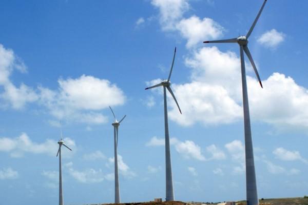 Áreas que possuem parques eólicos receberão recursos para setores socioeconômicos (Foto: Leonardo Dantas)