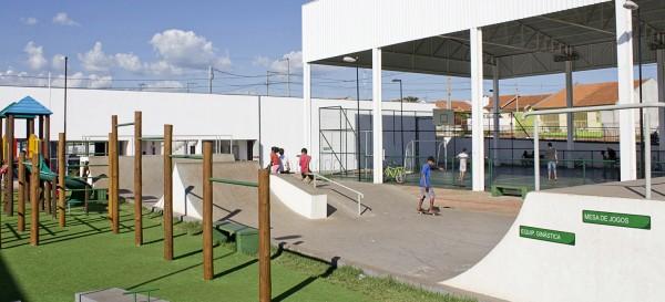 Centro de Artes e Esportes Unificados (Foto: Divulgação MinC)