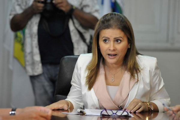 Micarla de Sousa deverá apresentar defesa na Justiça Federal. (Foto: Alberto Leandro)