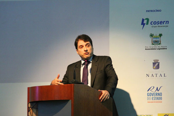 Alysson Paolinelli, CEO do Consórcio Inframérica. (Foto: Alex Régis)