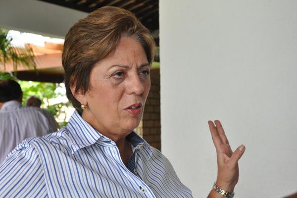Rosalba Ciarlini. (Foto: Adriano Abreu )