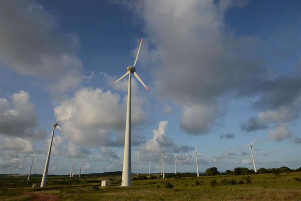 A ampliação da capacidade de geração eólica de 1164 Megawatts (MW) para 4712 MW é uma das metas apontadas pelo Mais RN. (Foto: Junior Santos)