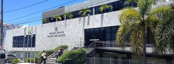 Sede Assembleia Legislativa do RN. (Foto: divulgação)