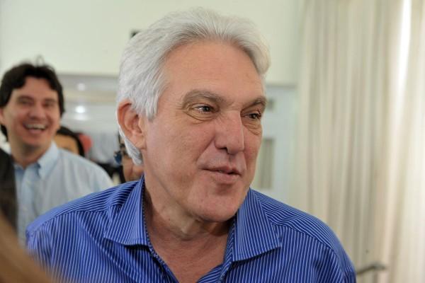 João Maia é candidato a vice-governador (Foto: Alberto Leandro)