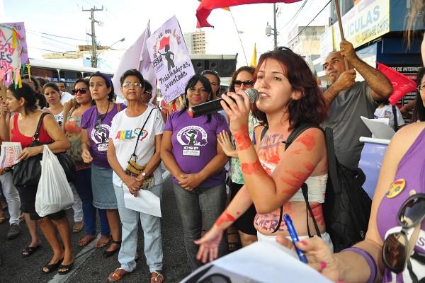 Mulheres aumentam representação nas eleições de 2014 (Foto: Wellington Rocha)