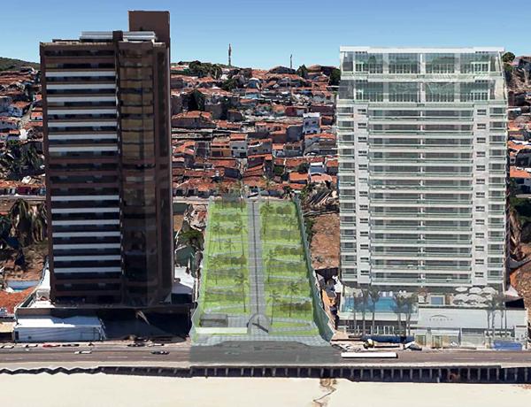 Projeto foi idealizado pelo Instituto Brasileiro de Arquitetura/RN