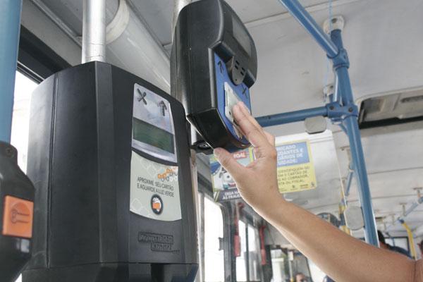 Ainda esta semana, a unificação da bilhetagem eletrônica deve ser regulamentada por decreto. (Foto: Emanuel Amaral)