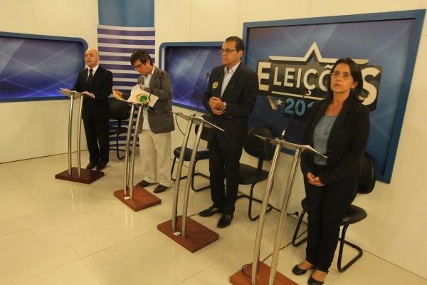 Candidatos foram questionados sobre as propostas para a segurança pública
