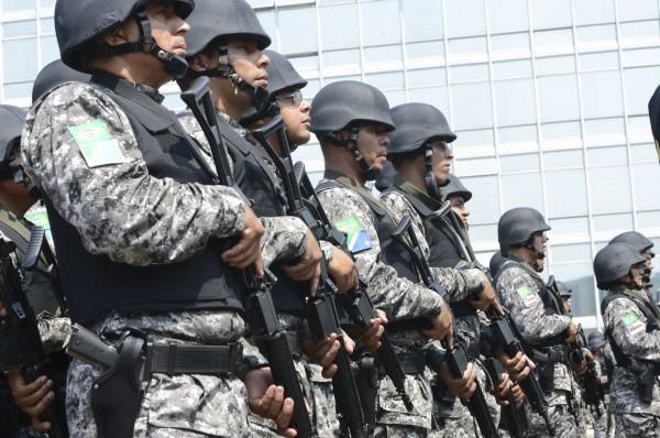 Uso da Força Nacional está sendo implementado com o propósito de ajudar as autoridades locais a cumprir as metas da Estratégia Nacional de Justiça e Segurança Pública.  (Foto: jornaldehoje.com.br)