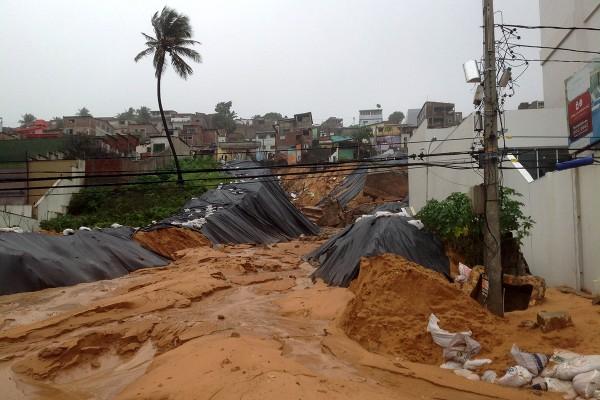 A área será recuperada com mais de R$ 8 milhões (Foto: Leonardo Dantas)
