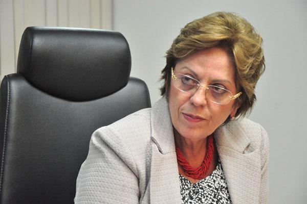 Rosalba Ciarlini. (Foto: www.jeansouza.com.br)