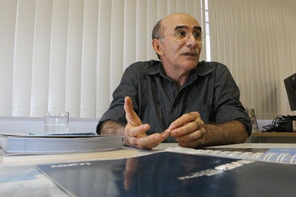 Ivonildo Rêgo, diretor do Instituto Metrópole Digital. (Foto: Alex Régis)