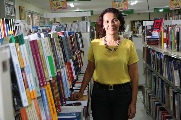 Pedagoga e diretora do Centro Regional de Ensino Superior (CERES) da Universidade Federal do Rio Grande do Norte. (Foto: Alex Régis)
