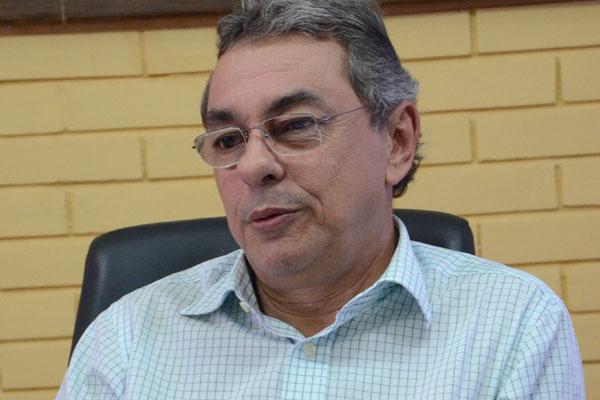 Obery Rodrigues, afirma que pagamento dos salários depende da confirmação de receita. (Foto: Adriano Abreu)
