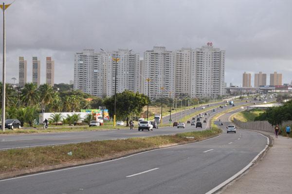 De acordo com o Sindicato da Construção Civil do Rio Grande do Norte, média de 300 imóveis vendidos por mês vem se mantendo no mercado da Grande Natal. (Foto: Emanuel Amaral)