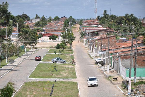 Proprietários de casas de áreas consideradas irregulares, como o Loteamento José Sarney, na zona Norte de Natal, podem requerer legalização dos imóveis. (Foto; Emanuel Amaral)