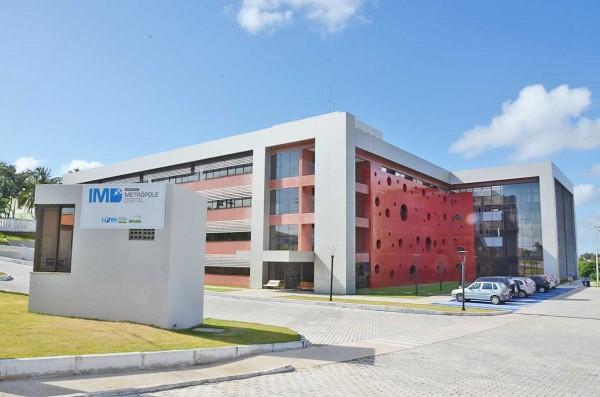 Sede do Instituto Metrópole Digital. (Foto: jornaldehoje.com.br)