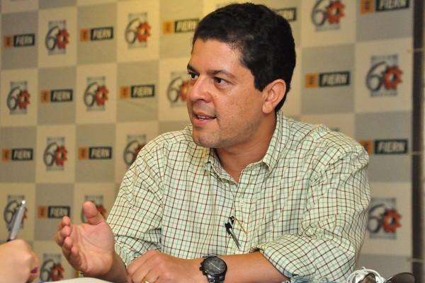 Djalma Barbosa Júnior contou que durante reunião com o governo do estado houve a negociação do imposto substituto aplicado sobre o produto. (Foto: Wellington Rocha)
