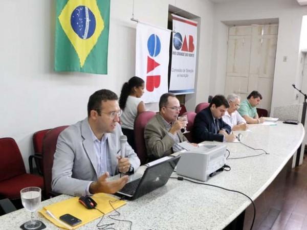 Projeto básico do novo edital de licitação foi apresentado na manhã desta terça-feira (9) (Foto: Divulgação/Prefeitura de Natal)