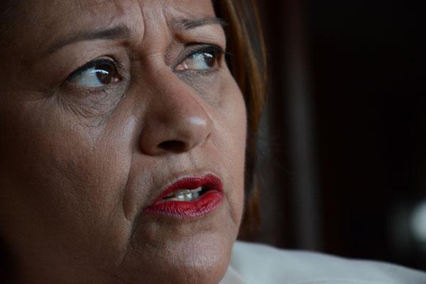 Fátima Bezerra - Senadora eleita. (Foto: Junior Santos)