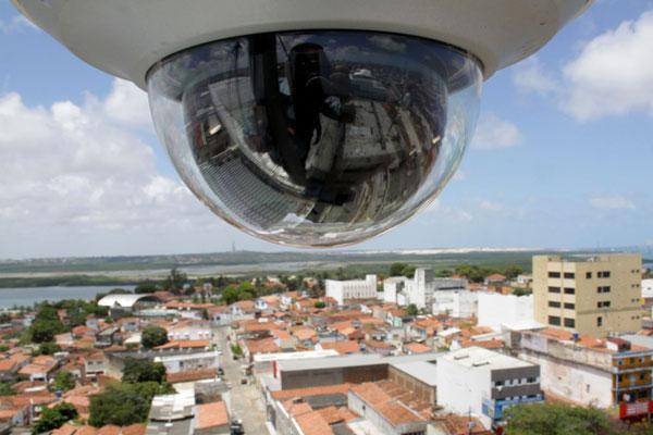Câmeras de segurança deverão ser instaladas em todos os bares, restaurantes ou boates que tenham capacidade superior a 200 pessoas. (Foto: Emanuel Amaral)