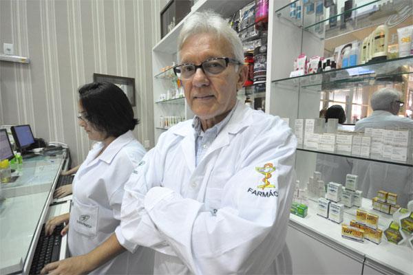 Júlio Maia, da Farmafórmula: 72 lojas presentes em 12 estados. (Foto: joão maria alves)