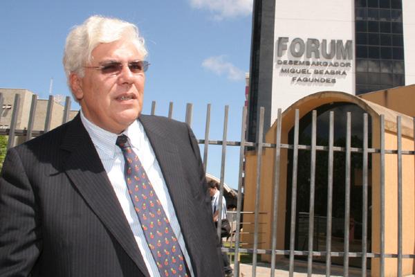 Fernando Freire  foi procurado, sem sucesso, em condomínios de sua propriedade em bairros nobres do Distrito Federal e do Rio de Janeiro. (Foto: jornaldehoje.com.br)