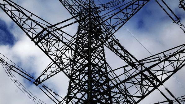 Torre de energia elétrica.  (Foto: veja.abril.com.br)