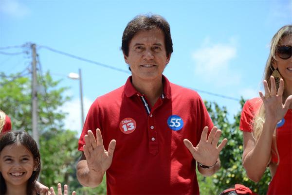 O novo governador do Rio Grande do Norte, Robinson Mesquita de Faria do PSD nasceu em 1959 em Natal e por iniciativa própria, abraçou a política. (Foto: Frankie Marcone/Nominuto.com)