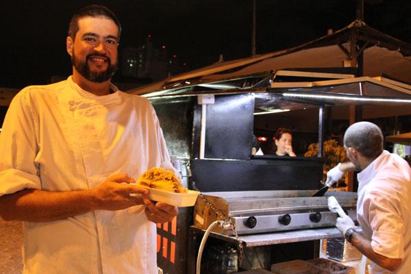 Marcelo Melo: De chef em hotel a dono do próprio negócio. (Foto: Joana Lima)