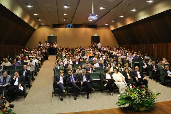 Seminários Motores do Desenvolvimento com tema 'Mais RN' ocorrerá no próximo dia 1º de dezembro, no auditório da Fiern. Inscrições são gratuitas. (Foto: Adriano Abreu)