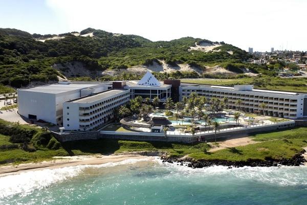 Pelo acordo, grupo G5 vendeu participação à Accor do Hotel Pirâmide, que passará a operar, a partir de abril de 2015, com a bandeira Mercure. (Foto: Ney Douglas)