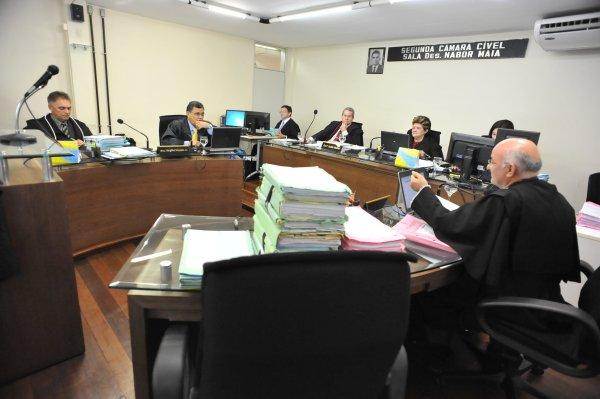 Desembargadores rejeitam apelação da Câmara Municipal de Natal (Foto: Alberto Leandro)