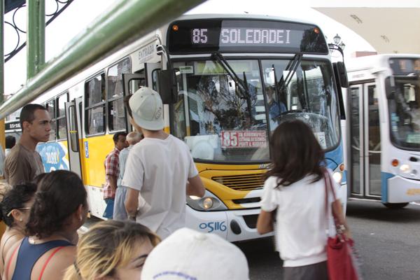 Ônibus irão circular até mais tarde. (Foto: tribunadonorte.com.br)