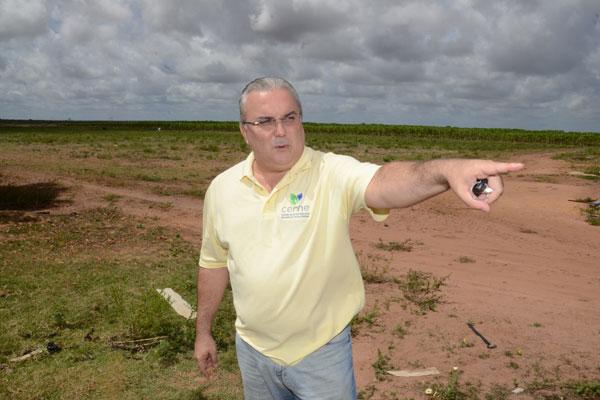 Jean-Paul Prates: Energias renováveis podem reduzir em 1/3 custo de geração em assentamento (foto: Junior Santos)
