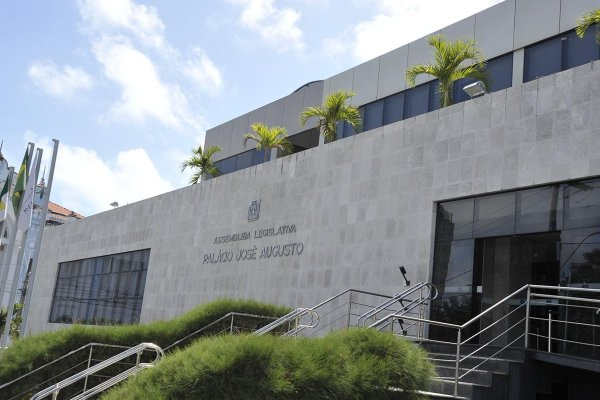 Sede da Assembleia Legislativa. (Foto: (Foto: Alberto Leandro)