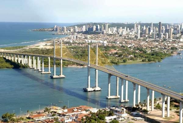 Capital potiguar vai iniciar em 2015 uma série de obras e projetos que visam modernizar a cidade. (Foto: Ney Douglas)