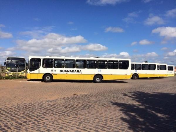 Carnatal altera itinerário de oito linhas de ônibus de Natal (Foto: Matheus Magalhães/Inter TV Cabugi)