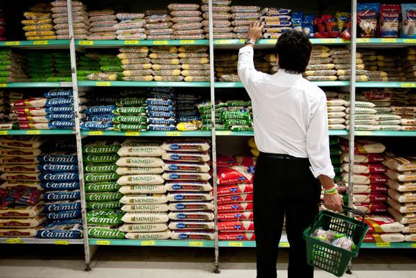 Custo com alimentação por pessoa, segundo o estudo, é de R$ 255,40. (Foto: Marcelo Camargo)