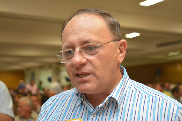 Benes Leocádio, prefeito do município de Lajes. (Foto: Alberto Leandro)