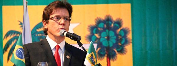 Governador Robinson Faria. (Foto: www.rn.gov.br)