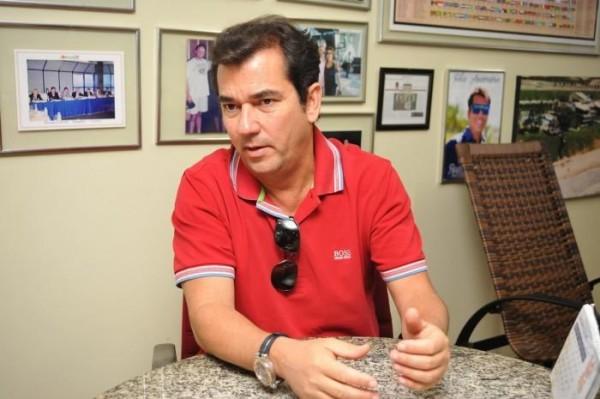 Ruy Gaspar, secretário de Turismo do RN. (Foto; Divulgação)